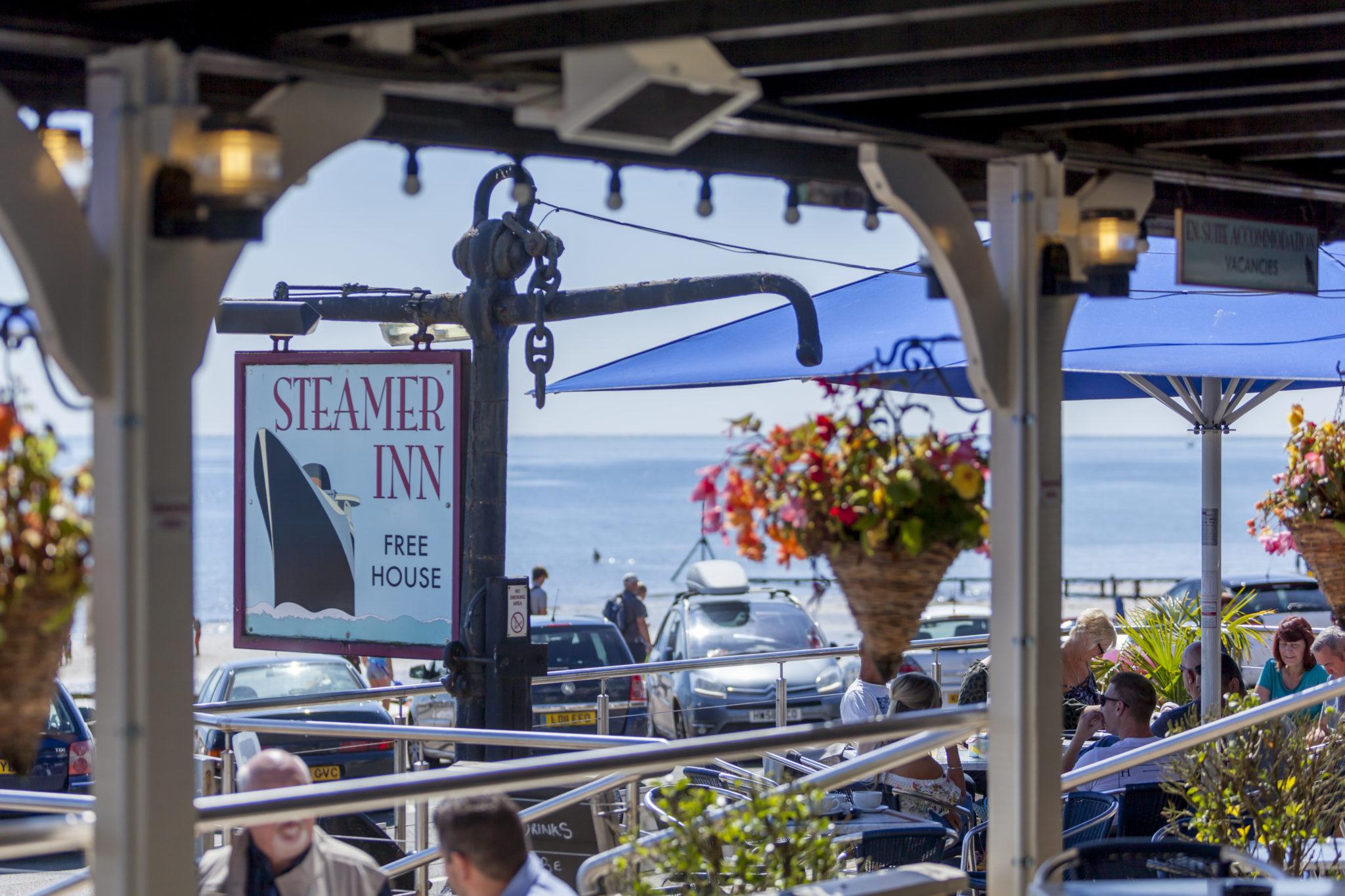 The Steamer Inn Events