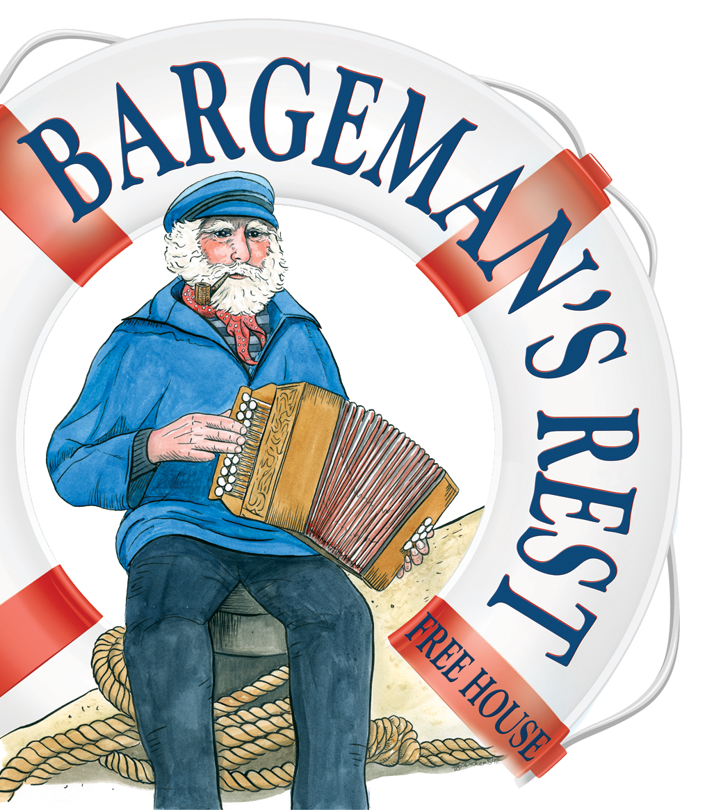 The Bargeman's Rest Logo