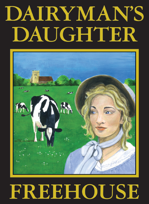 Dairyman's Daughter Logo