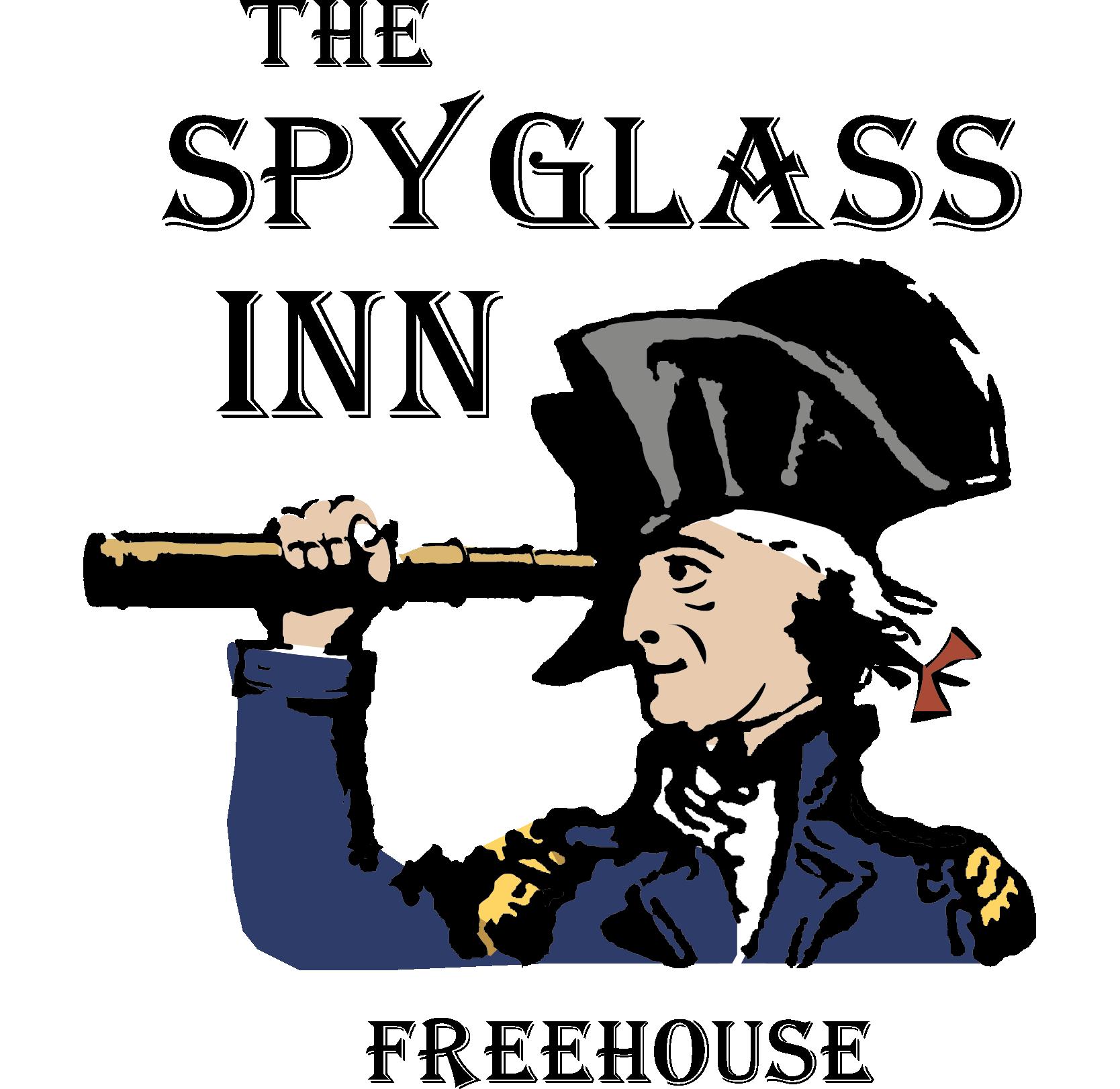 Spyglass Inn Logo