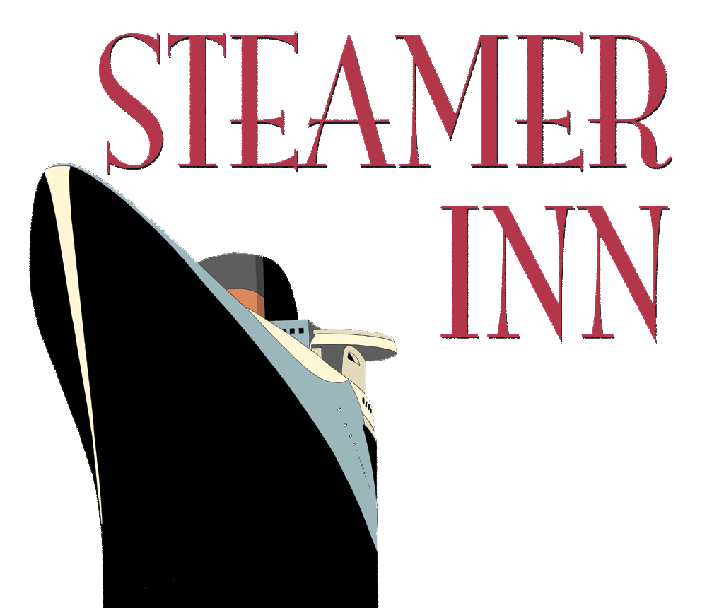 The Steamer Inn Logo