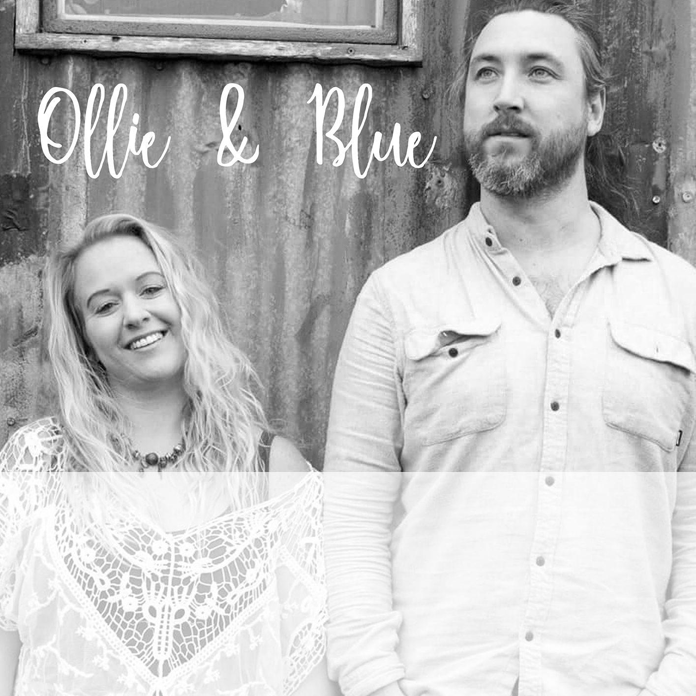 Ollie & Blue