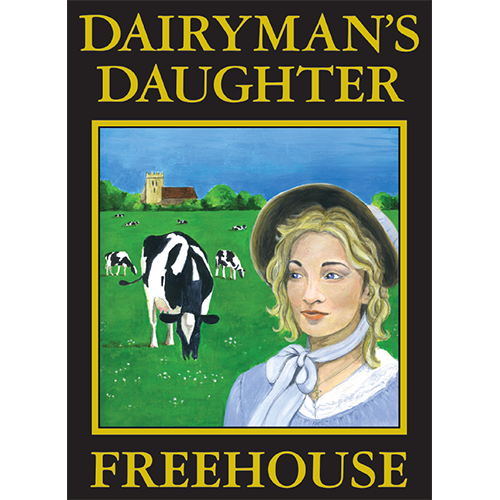 This image has an empty alt attribute; its file name is Dairymans-Daughter-Logo.png